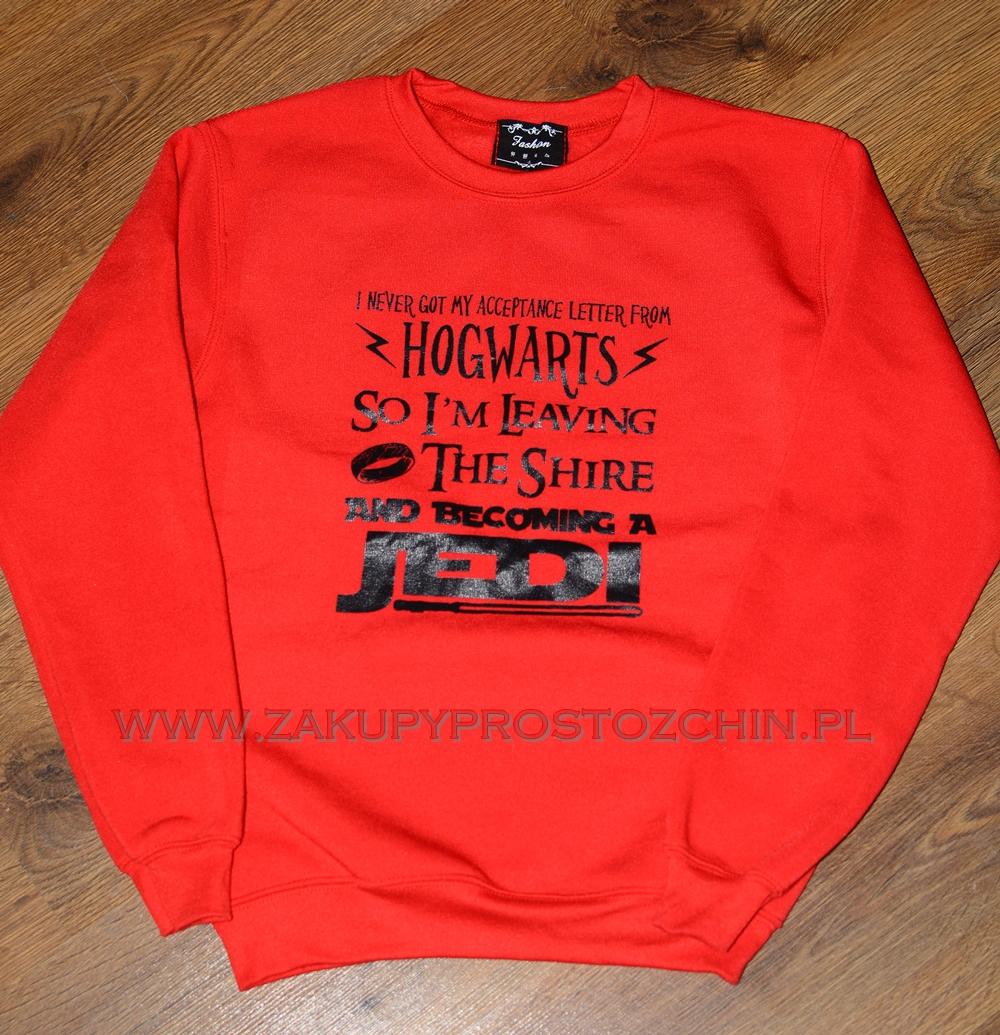 Bluza z serii Hogwarts :p