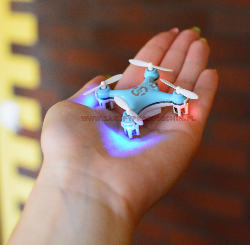 Mini dron quadcopter  Cheerson CX10
